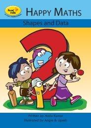 happy maths - shapes and data - mala kumar - Arvind Gupta