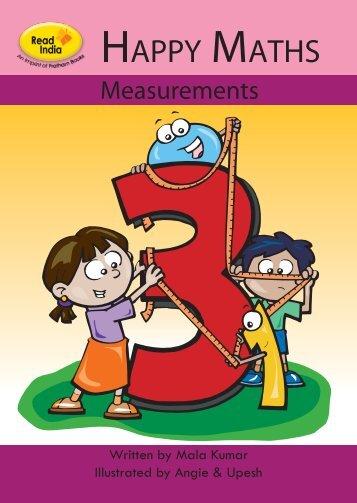 happy maths - measurements - mala kumar (1.5 mb ... - Arvind Gupta