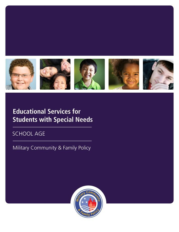 thesis special educational needs Elementary education dissertation topics in the united kingdom and other developed regions of the world, elementary education is the first level of compulsory education that children between the ages of 6 and 13 years obtain to achieve basic numeracy and literacy.