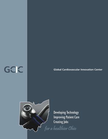 GCIC BROCHURE - Global Cardiovascular Innovation Center