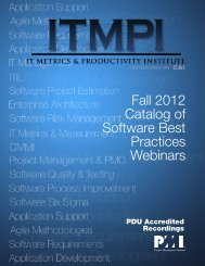 Webinar Index  2012 electronic