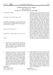KOMISIJOS REGLAMENTAS (EB) Nr. 1998/2006 2006 m ... - EUR-Lex