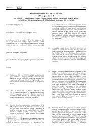 KOMISIJOS REGLAMENTAS (EB) Nr. 1857/2006 2006 m ... - EUR-Lex