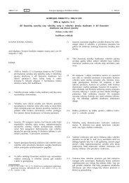 KOMISIJOS DIREKTYVA 2006/111/EB 2006 m. lapkričio ... - EUR-Lex