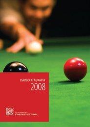 2008 m. - LR Konkurencijos taryba
