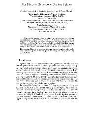 GB-splines and Their Properties B  I  Kvasovy