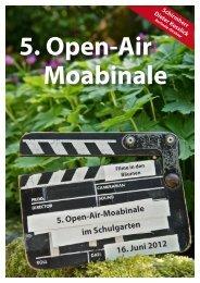 5. Open-Air Moabinale - Moabiter Ratschlag e.V.