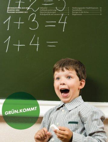 1112-Gruenkommt-web - Bündnis 90/Die Grünen im Landtag NRW