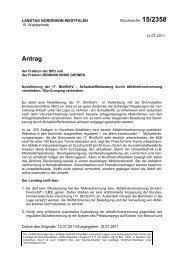 Novellierung der 17. BImSchV – Schadstoffbelastung...