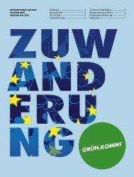 1305-Gruenkommt-Web - Bündnis 90/Die Grünen im Landtag NRW