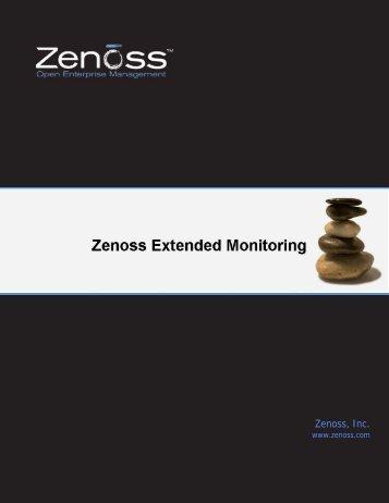Zenoss Extended Monitoring - Parent Directory