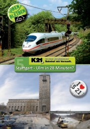 5.Stuttgart - Ulm in 28 Minuten?