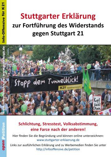 Stuttgarter Erklärung