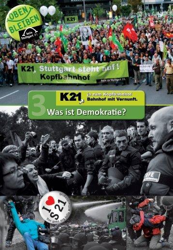 3.Was ist Demokratie?