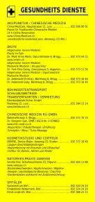 Infomerkblatt Brügg / Studen / Aegerten - Seite 4