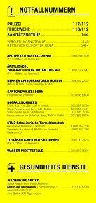 Infomerkblatt Bremgarten bei Bern - Seite 2