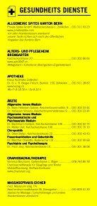 Infomerkblatt Bremgarten bei Bern - Seite 3