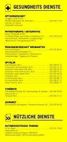 Infomerkblatt Bremgarten bei Bern - Seite 4