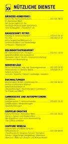 Infomerkblatt Bremgarten bei Bern - Seite 5