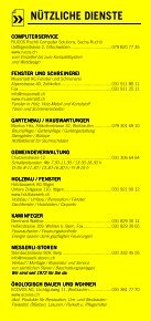 Infomerkblatt Bremgarten bei Bern - Seite 6