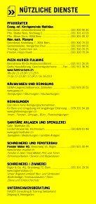 Infomerkblatt Bremgarten bei Bern - Seite 7
