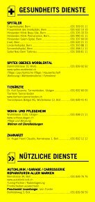 Infomerkblatt Boll / Utzigen - Seite 5