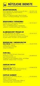 Infomerkblatt Boll / Utzigen - Seite 6