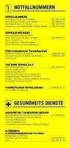 Infomerkblatt Muri bei Bern / Gümligen - Seite 3