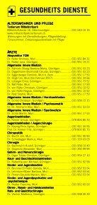 Infomerkblatt Muri bei Bern / Gümligen - Seite 4