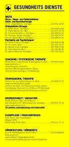 Infomerkblatt Muri bei Bern / Gümligen - Seite 5