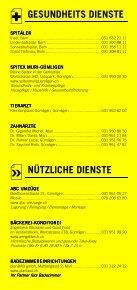 Infomerkblatt Muri bei Bern / Gümligen - Seite 7