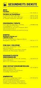 Infomerkblatt Münsingen und Umgebung - Seite 4