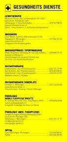 Infomerkblatt Münsingen und Umgebung - Seite 5