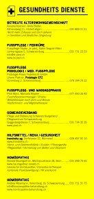 Infomerkblatt Schwarzenburg und Umgebung - Seite 3