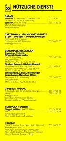 Infomerkblatt Schwarzenburg und Umgebung - Seite 6