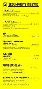 Infomerkblatt Hindelbank und Umgebung - Seite 4