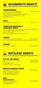 Infomerkblatt Hindelbank und Umgebung - Seite 5