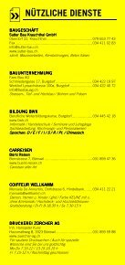 Infomerkblatt Hindelbank und Umgebung - Seite 6