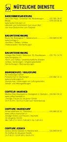 Infomerkblatt Niederwangen / Oberwangen und Umgebung - Seite 5