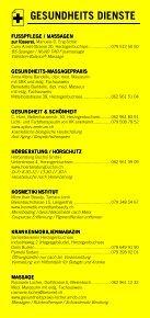 Infomerkblatt Herzogenbuchsee und Umgebung - Seite 5
