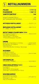 Infomerkblatt Burgdorf und nord-östliche Umgebung - Seite 2