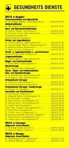 Infomerkblatt Burgdorf und nord-östliche Umgebung - Seite 5