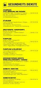 Infomerkblatt Burgdorf und nord-östliche Umgebung - Seite 6