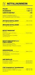 Infomerkblatt Murten und südöstliche Umgebung - Seite 2
