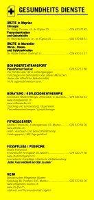 Infomerkblatt Murten und südöstliche Umgebung - Seite 4