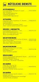 Infomerkblatt Murten und südöstliche Umgebung - Seite 7