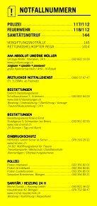 Infomerkblatt Interlaken und Umgebung - Seite 2