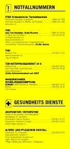 Infomerkblatt Interlaken und Umgebung - Seite 3