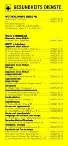 Infomerkblatt Interlaken und Umgebung - Seite 4