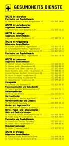 Infomerkblatt Interlaken und Umgebung - Seite 5
